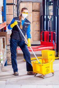 créer sa société de nettoyage