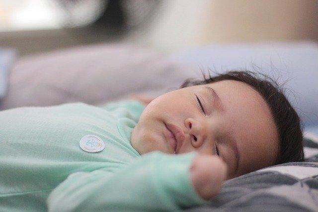 coucher bébé