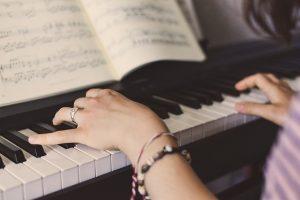apprendre piano